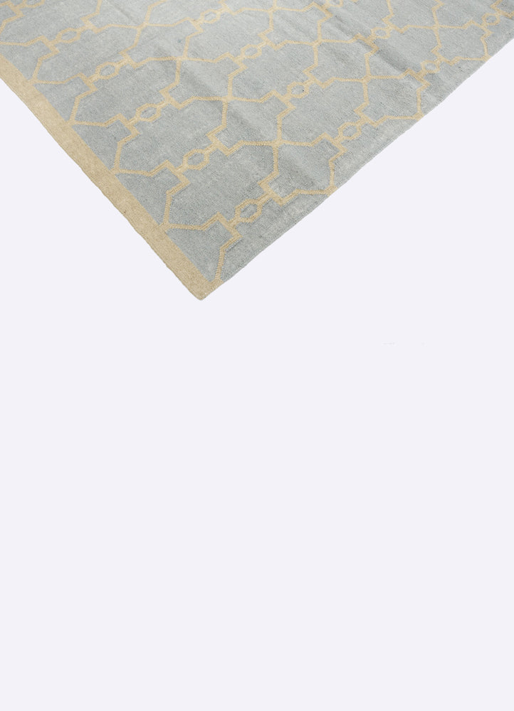 Ruish Wool Modern Rug