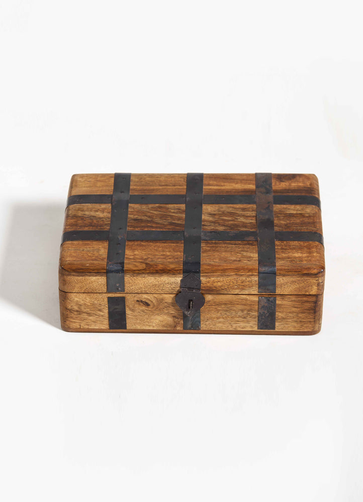 Sugrav Antique Storage Box