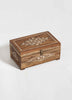 Wooden Bone Inlay Box