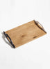 Oak Wood Kitchen Tray