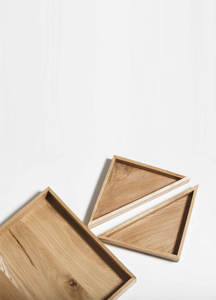 Triano Natural Tray