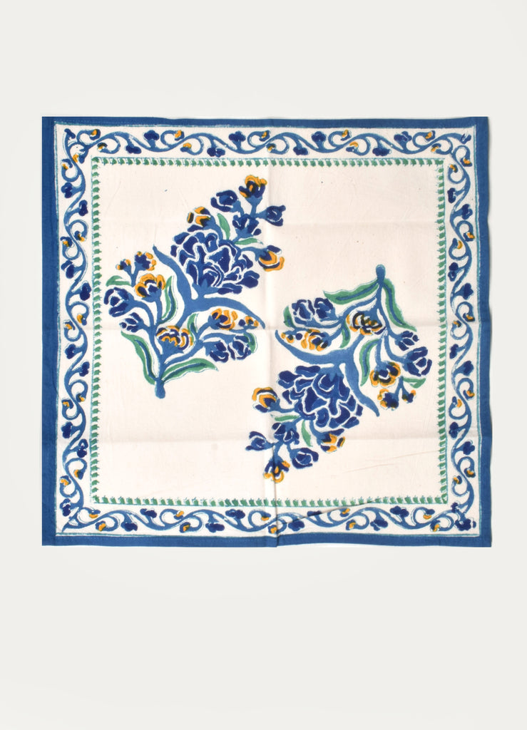 Paisley Print Napkin ( Set of 4 Pcs)