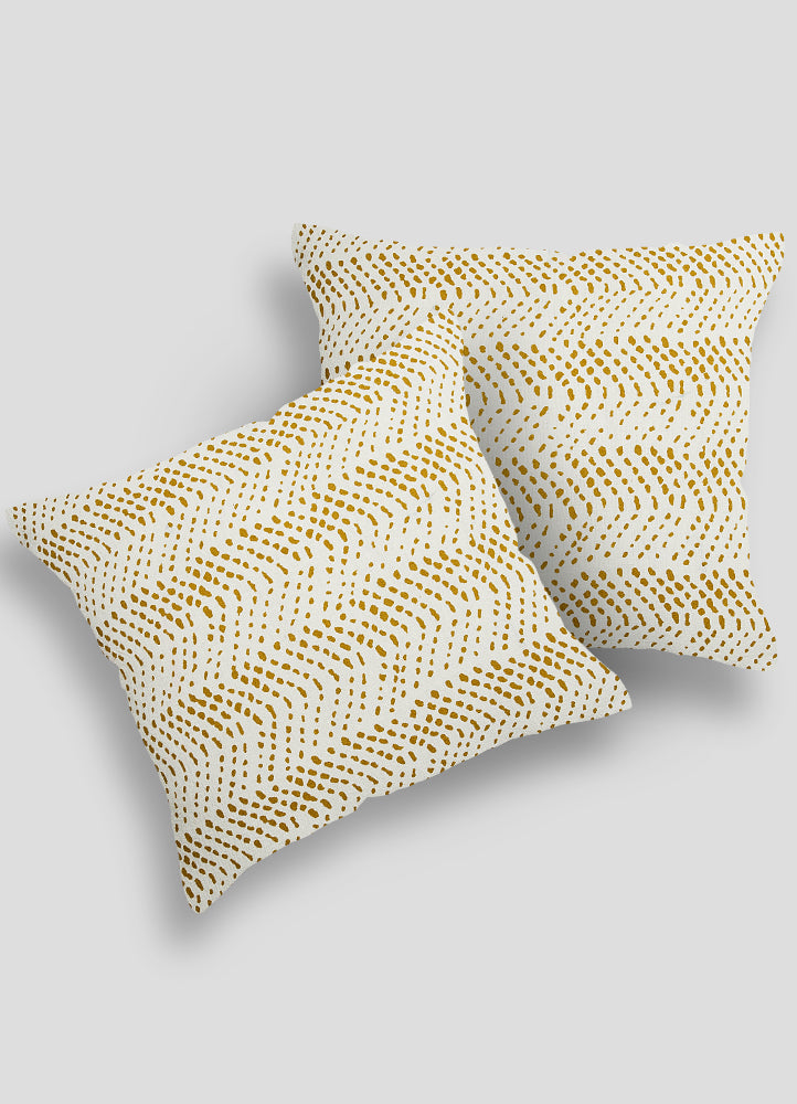 Mirth Cushion Cover Set of 2 Pcs