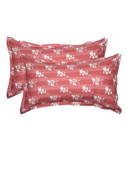 Eva Red Pillow Cover Set of 2 Pcs