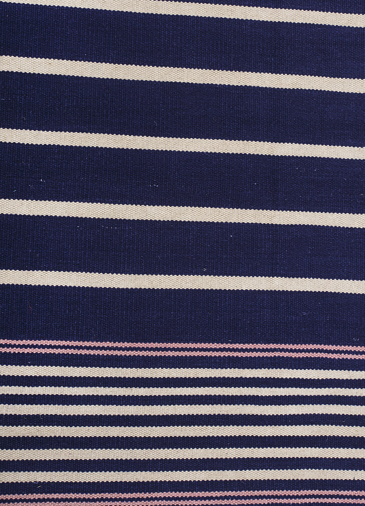 Carla Cotton Stripe Nikunj Rug