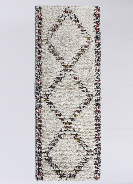 Ourain Wool Moroccan Rug