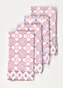 Manon Print Napkin ( Set of 4 Pcs )