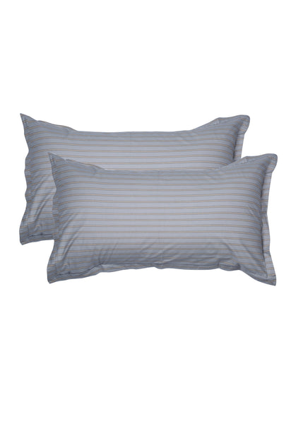 Provance Stripe Pillow Cover Set of 2 Pcs