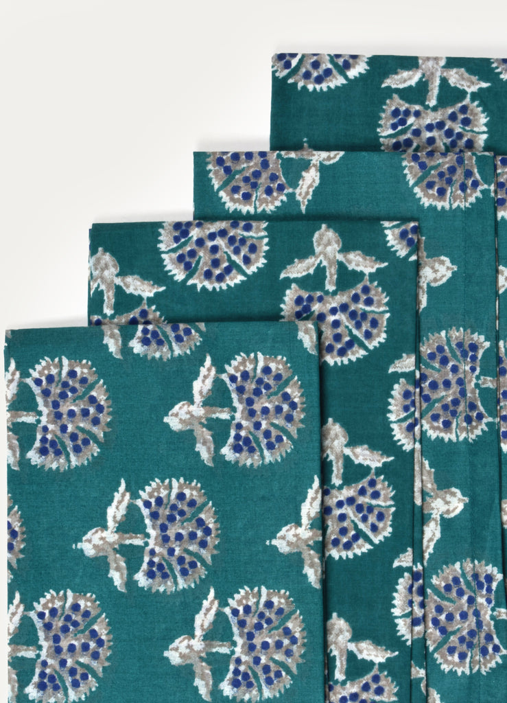 Livine Print Napkin ( Set of 4 Pcs)