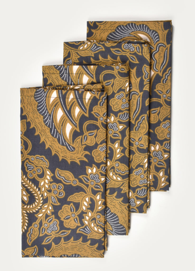 Presian Print Napkin ( Set of 4 Pcs)
