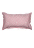 Presia Rose Chambray Pillow Cover Set of 2 Pcs