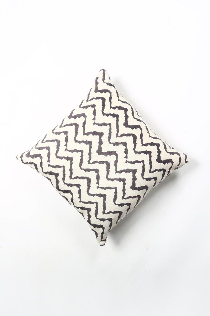 Shanker Linen Cushion Cover- Set of 2 Pcs