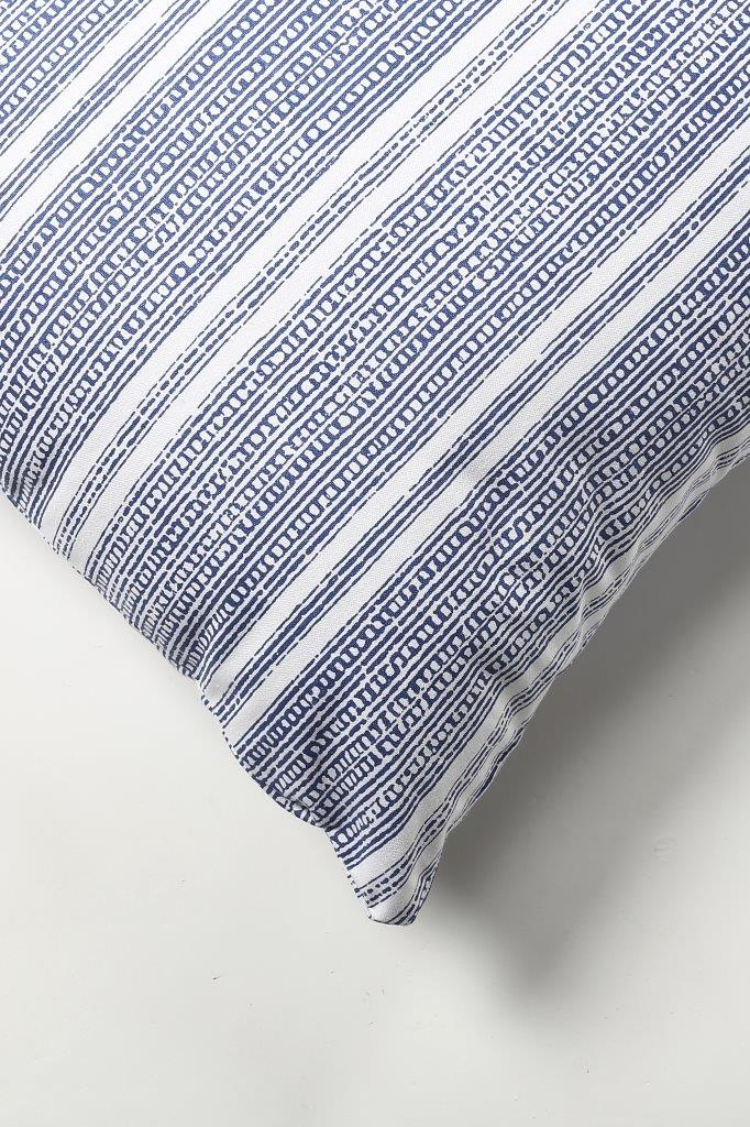 Stran Stripe Cushion Cover - Set of 2 Pcs