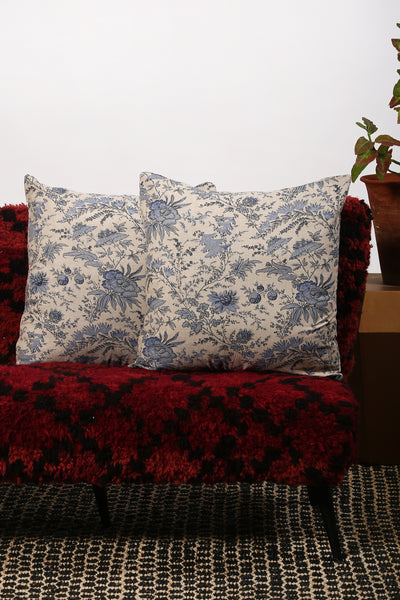 Rotary Cushion Cover - Set Of 2 Pcs
