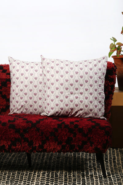 Rovik Cushion Cover - Set of 2 Pcs