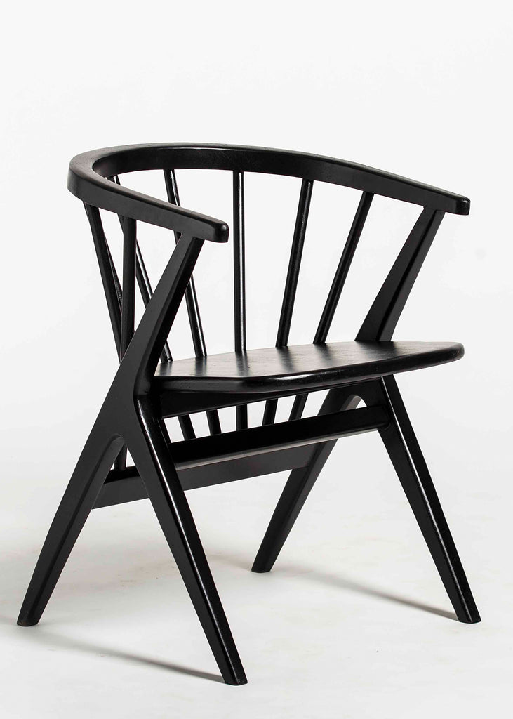 Monako Modern Wooden Chair