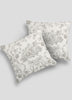 Princess Ivory Cushion Cover- Set of 2 Pcs