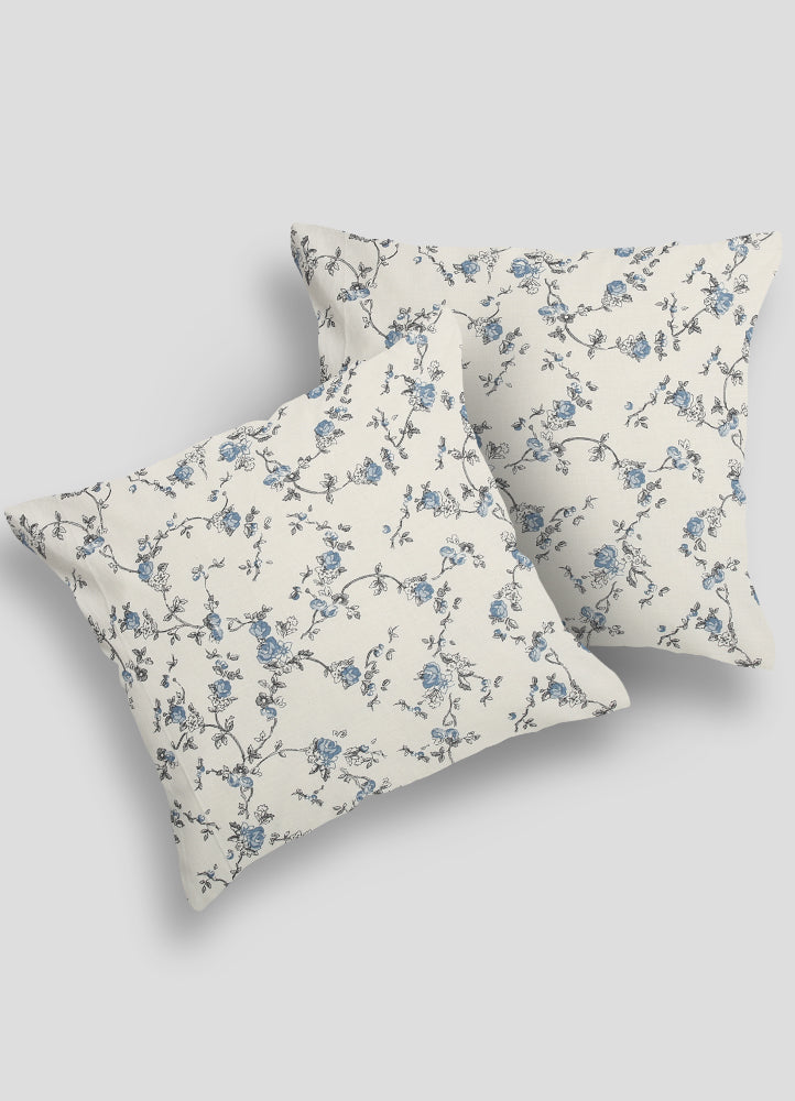 Alice Ivory Cushion Cover- Set of 2 Pcs