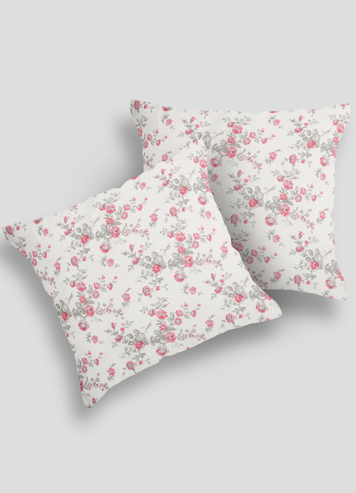 Marion Ivory Cushion Cover- Set of 2 Pcs