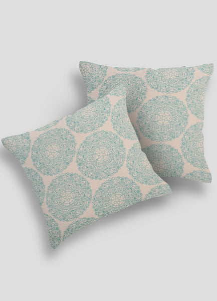 Moon Cushion Cover- Set of 2 Pcs