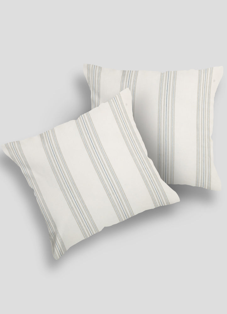 Dano Ivory Cushion Cover- Set of 2 Pcs