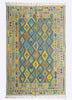 Poonia Cotton Printed Rug
