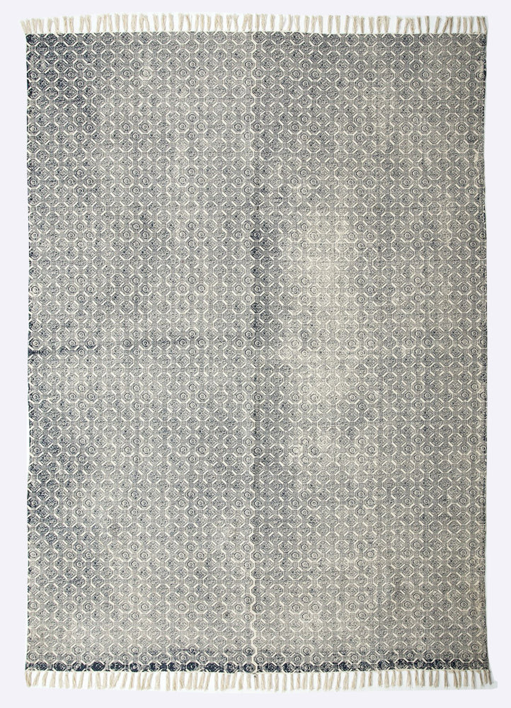 Joneis Cotton Printed Rug