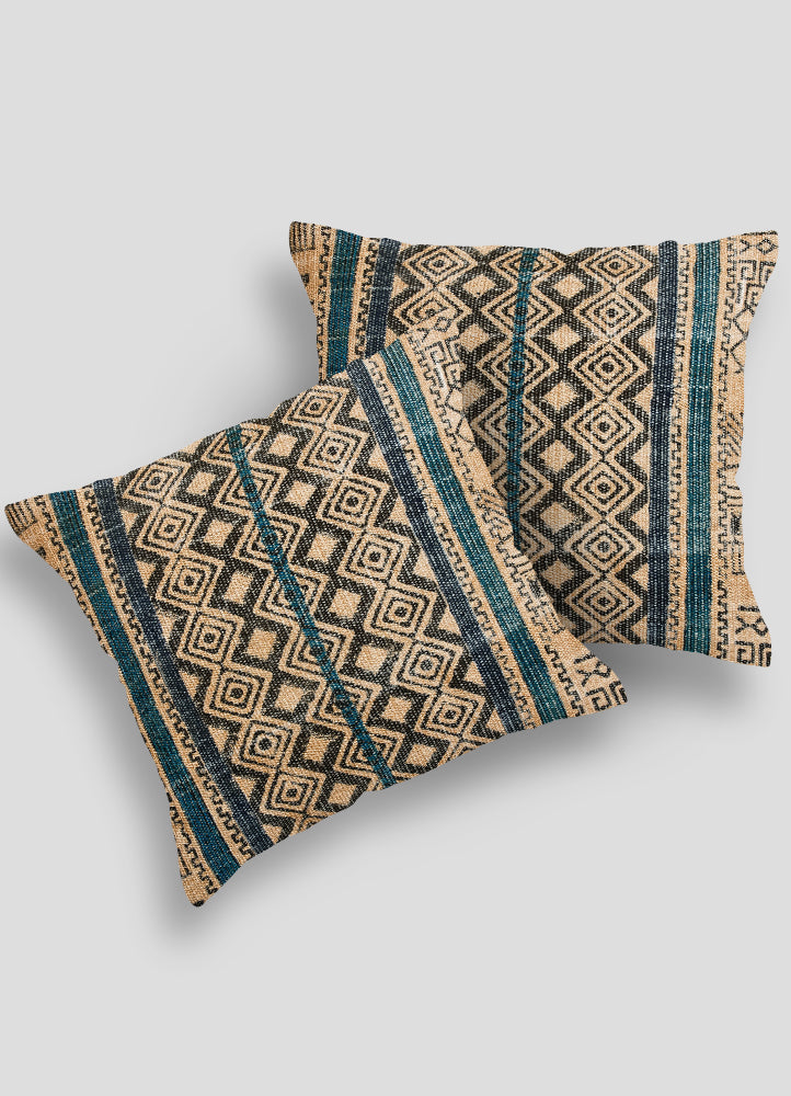 Imbue Rug Cushion Cover set of 2 Pcs