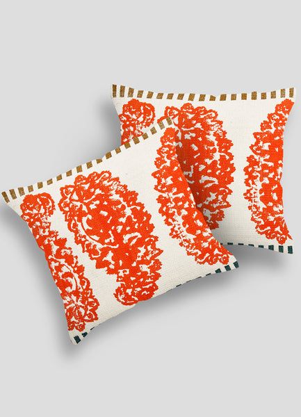 Kumud Cushion Cover set of 2 Pcs
