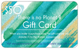Gift Card - There's no Planet B