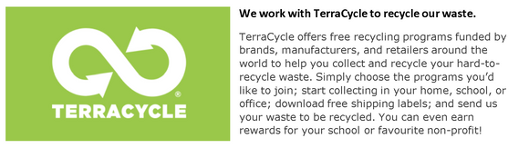 TerraCycle recycling