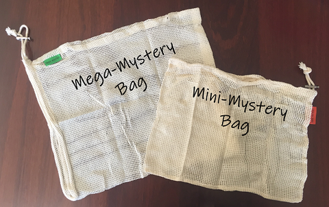 Mystery bags!