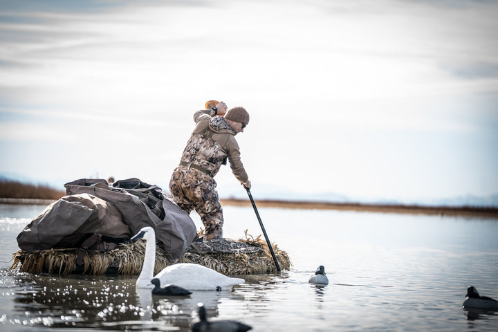 Nevada Waterfowl Quest - A Photo Essay by Nick Sherrod