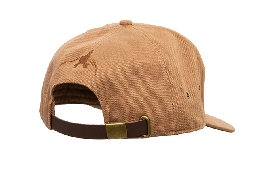 7-Panel Heavy Duty Canvas Hat
