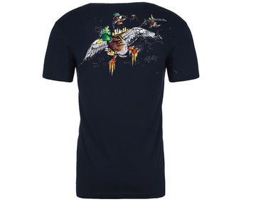 Dead Weight Fly - Mallard Tee