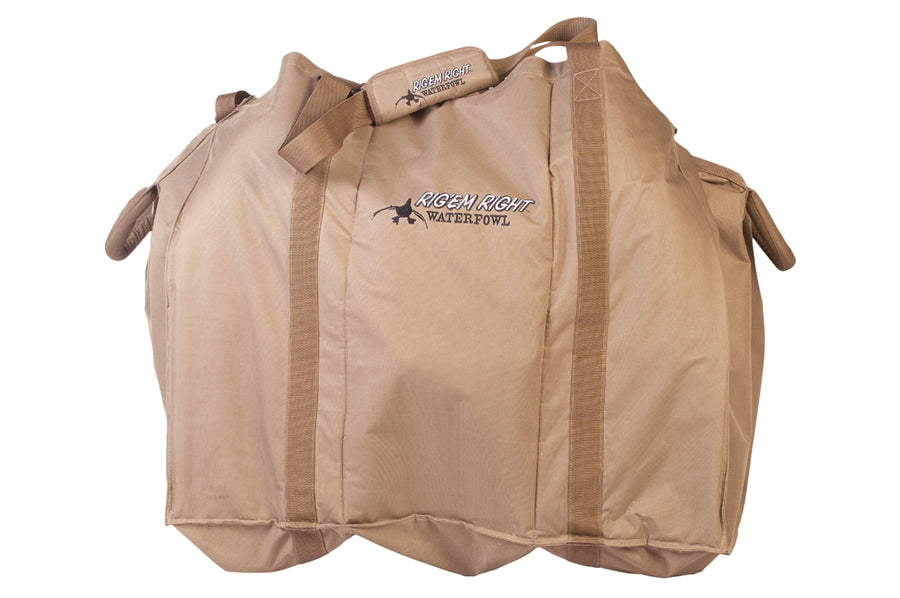 XL-6 Slotted Decoy Bag