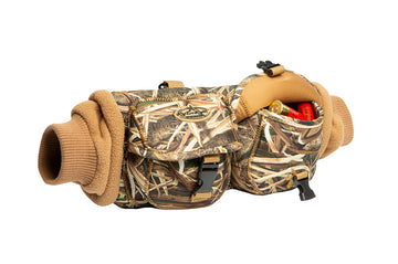 Neoprene Hand Warmer Gear Belt-Mossy Oak Blades