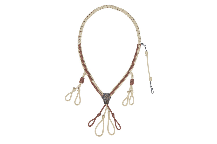 Copperhead Deluxe 4-Call Lanyard