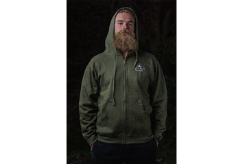 Heavily Seasoned Premium Hoody