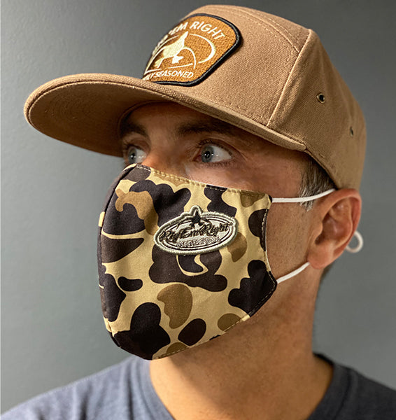 Rig'Em Right® Face Mask