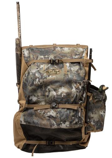 Refuge Runner Decoy Bag- GORE® OPTIFADE® Timber