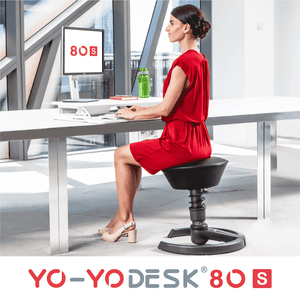Yo-Yo DESK 80-S White