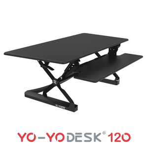 Yo-Yo DESK 120 Side View