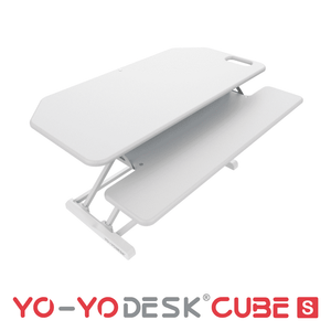 Yo-Yo DESK CUBE-S White Side View