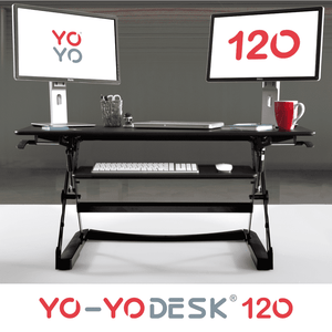 Yo-Yo DESK 120 Front View