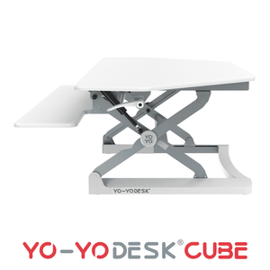 Yo-Yo DESK CUBE White