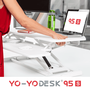 Yo-Yo DESK 95-S White