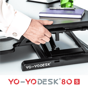 Yo-Yo DESK 80-S Adjustment