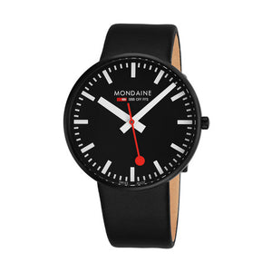 MONDAINE MAN WATCH GIANT 42MM  A660.30328.64SBB