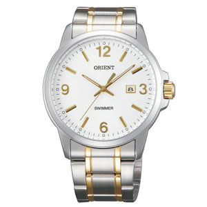 (網上限定) ORIENT Old School Swimmer SUNE5002W0